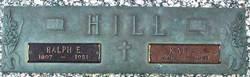 Ralph Enoch Hill