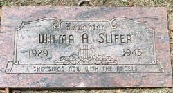 Wilma Athene Slifer