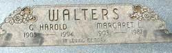 George Harold Walters