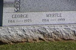 Myrtle V. <i>Schmick</i> Arnold