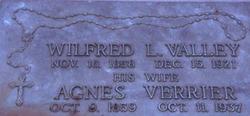 Agnes <i>Verrier</i> Valley