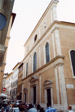 Santa Maria dell' Anima Church