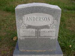 Ann L <i>Wright</i> Anderson
