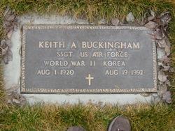 Keith Allen Buckingham