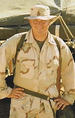 Sgt Donald Charles May, Jr