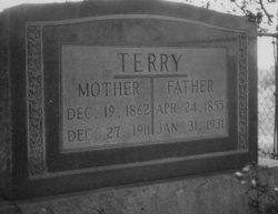 Mary Etta <i>Nabours</i> Terry