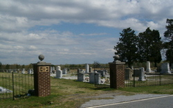 Daventon Baptist Church Cemetery