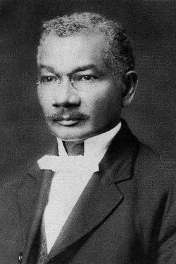 Rev Edward Randolph Carter
