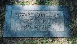 Edward Big Ed Konetchy