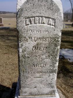 Lydia A Longstreet