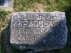Lutie B Bradshaw