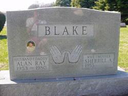 Alan Ray Blake