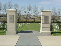 Saint James Veterans Home Cemetery