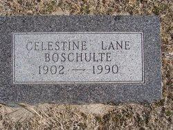 Celestine <i>Lane</i> Boschulte