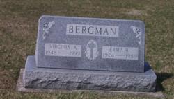 Erma R <i>Knapke</i> Bergman