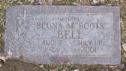 Beuna M. Boots Bell