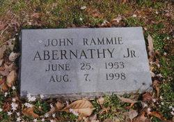 John Rammie Abernathy, Jr