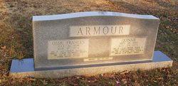 Ossie Frances <i>Breeden</i> Armour