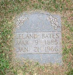 Obed Leland Bates