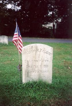 Pvt William H. Allinson
