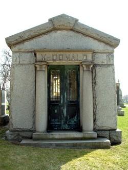 Michael Cassius McDonald