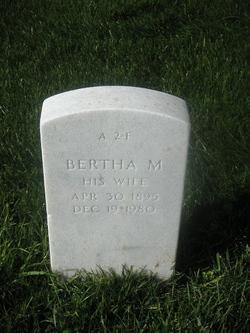Bertha M. White
