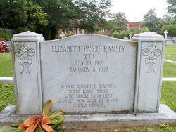 Elizabeth Pasch Ramsey