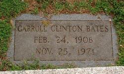 Carroll Clinton Bates