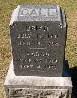 Uriah Call