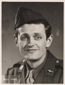 Sgt William Edison Cooper, Sr