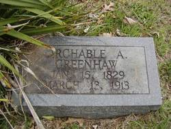 Archable A. Greenhaw