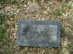 Amy <i>Nix</i> Bright