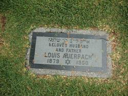 Louis Auerbach