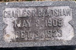 Charles H Bradshaw
