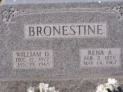William D Bronestine