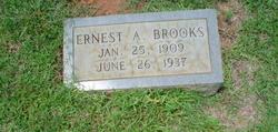Ernest A Brooks