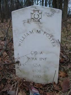 William M Foster