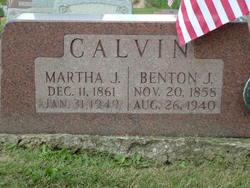 Benton J. Calvin