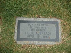 Tillie Auerbach