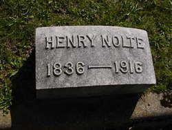 Henry Nolte