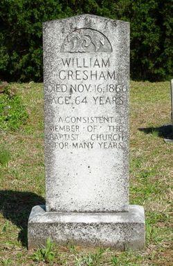 William Gresham