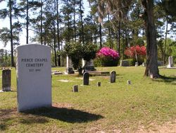 Pierce Chapel Cemetery
