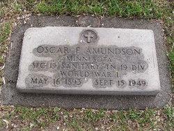Oscar F Amundson