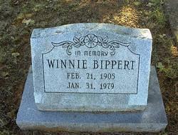 Winnie <i>Cross</i> Bippert