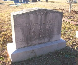 Thomas William Goff