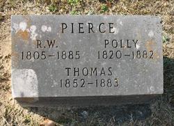 Redwine W. Pierce