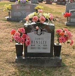Pvt James Hensley