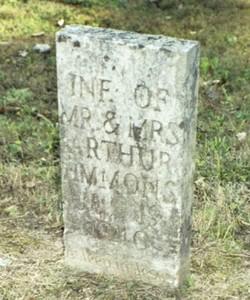 (Infant of Mr. & Mrs. Arthur Ammons) Ammons