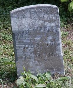 Henry T Harrison