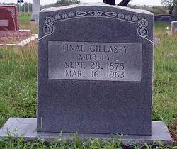 Edith Estinae Tinae <i>Gillaspy</i> Mobley